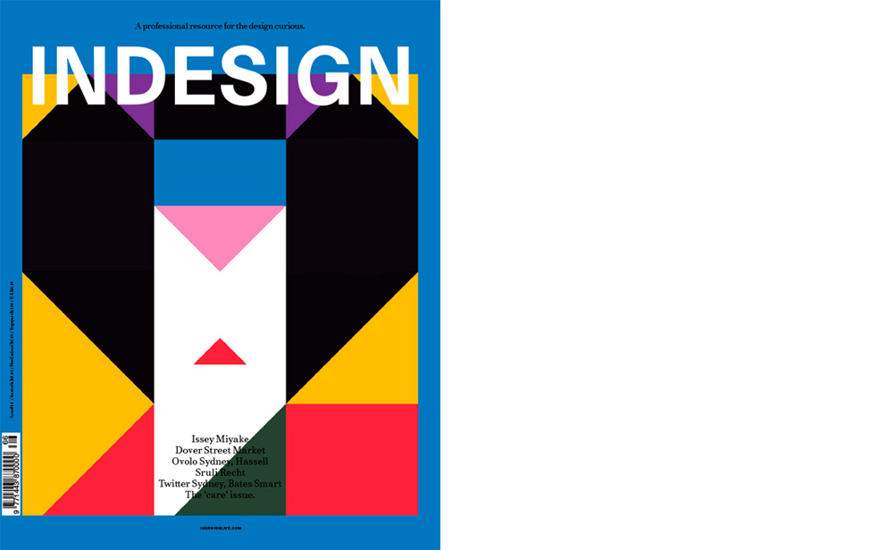 Indesign66 COVER